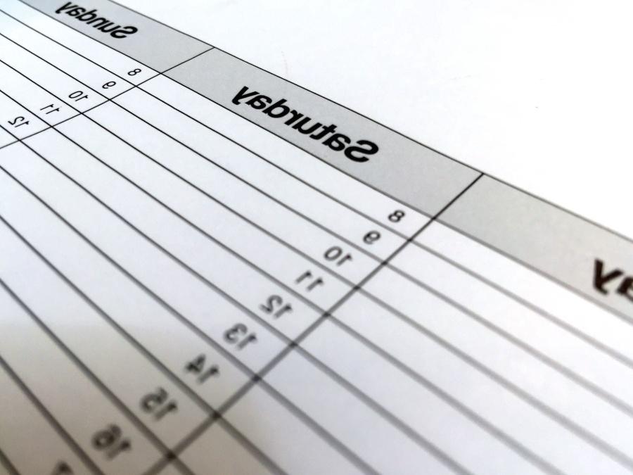 Controlar cuánto dura la jornada de los empleados