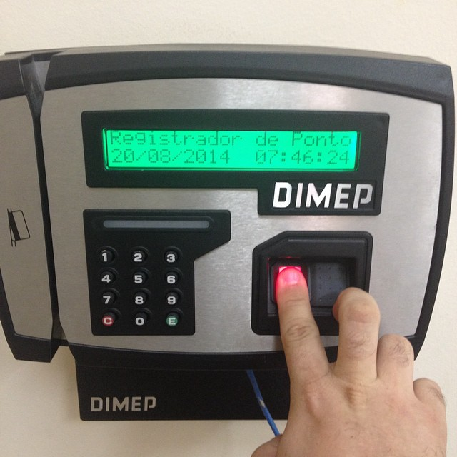 Sistema de huella digital