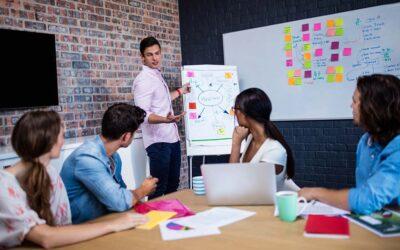 4 técnicas para coordinar grupos de trabajo