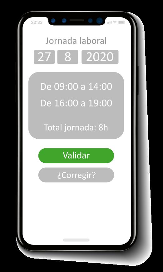 app de control teletrabajo