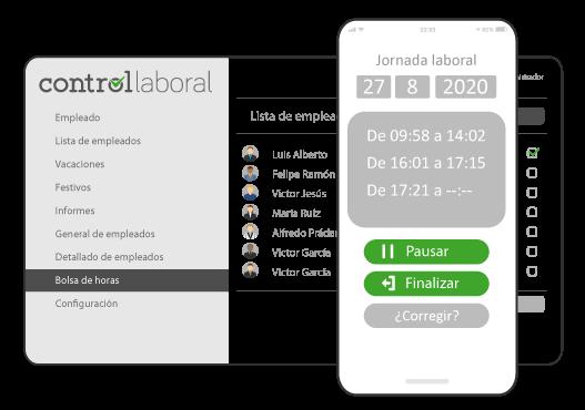 software para control horario en teletrabajo