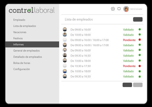 software teletrabajo registro horario