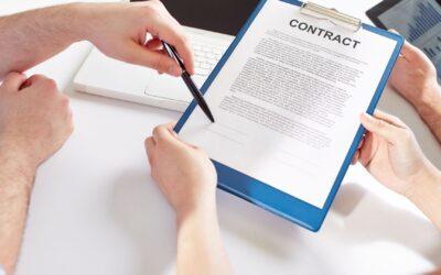 Cómo hacer un contrato de trabajo por horas