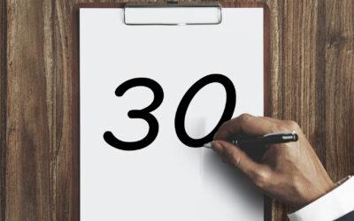 El contrato de 30 horas semanales: condiciones a cumplir